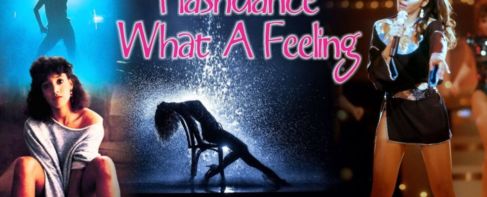 Irene Cara - Flashdance What A Feeling