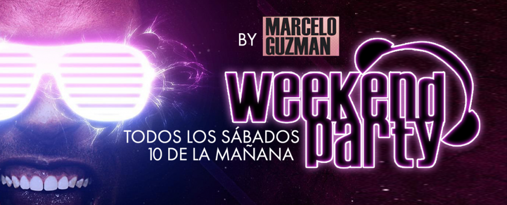 weekend party web